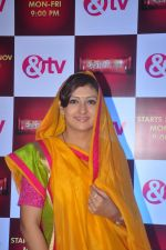 Juhi Parmar at santosh maa serial launch on 25th Nov 2015 (15)_5656b6251eb2c.JPG