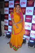 Juhi Parmar at santosh maa serial launch on 25th Nov 2015 (19)_5656b60f9587d.JPG