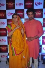 Juhi Parmar, Sachin Shroff at santosh maa serial launch on 25th Nov 2015 (9)_5656b61127597.JPG
