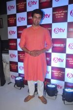Sachin Shroff at santosh maa serial launch on 25th Nov 2015 (15)_5656b63ae1e25.JPG