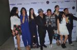 Sarah Jane Dias, Anushka Manchanda, Amrit Maghera,Sandhya Mridul, Pavleen Gujral, Rajshri Deshpande at Angry Indian Goddess press meet on 25th Nov 2015