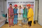 Prasad Bidapa at Rajasthan Heritage week press meet on 26th Nov 2015