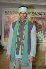 at Rajasthan Heritage week press meet on 26th Nov 2015