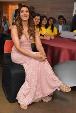 BIPASHA BASU COOKS PASTA PARTY AT DELHI HALF MARATHON 2015 on 28th Nov 2015