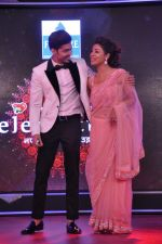 Debina and Gurmeet Chaudhary at ABP Saas Bahu Aur Saazish show anniversary on 27th Nov 2015 (111)_565b05cd426b0.JPG