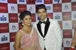 Debina and Gurmeet Chaudhary at ABP Saas Bahu Aur Saazish show anniversary on 27th Nov 2015 (113)_565b05ce15062.JPG