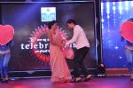 Debina and Gurmeet Chaudhary at ABP Saas Bahu Aur Saazish show anniversary on 27th Nov 2015 (115)_565b05cef3e71.JPG