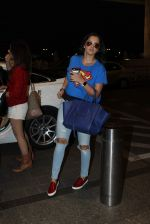 Sania Mirza snapped at airport on 28th Nov 2015 (35)_565b3a212e09e.JPG