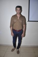 Sharman Joshi at Hate story 3 promotions on 28th Nov 2015