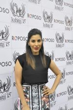 Sophie Choudry at kshitij college fest on 27th Nov 2015