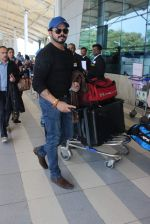 Sreesanth snapped at airport on 28th Nov 2015