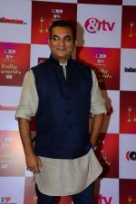 Abhijeet Bhattacharya at Indian telly awards red carpet on 28th Nov 2015 (250)_565c395333322.JPG