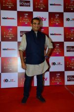 Abhijeet Bhattacharya at Indian telly awards red carpet on 28th Nov 2015 (251)_565c395430cac.JPG