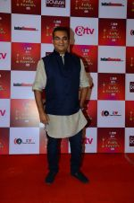 Abhijeet Bhattacharya at Indian telly awards red carpet on 28th Nov 2015 (253)_565c3955828b4.JPG
