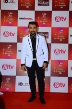 Ajaz Khan at Indian telly awards red carpet on 28th Nov 2015 (438)_565c3960a4e31.JPG