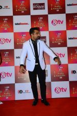 Ajaz Khan at Indian telly awards red carpet on 28th Nov 2015 (436)_565c395edab8d.JPG