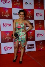 Chitrashi Rawat at Indian telly awards red carpet on 28th Nov 2015 (282)_565c3a1b6ab1e.JPG