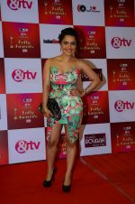 Chitrashi Rawat at Indian telly awards red carpet on 28th Nov 2015 (284)_565c3a1c971d9.JPG