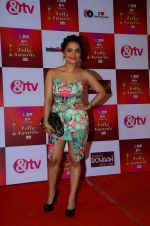 Chitrashi Rawat at Indian telly awards red carpet on 28th Nov 2015 (281)_565c3a1acaaac.JPG