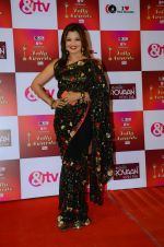 Deepshikha at Indian telly awards red carpet on 28th Nov 2015 (448)_565c3a38e9901.JPG