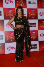 Deepshikha at Indian telly awards red carpet on 28th Nov 2015 (449)_565c3a39c1568.JPG