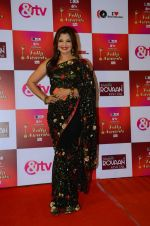 Deepshikha at Indian telly awards red carpet on 28th Nov 2015 (450)_565c3a3a8a5f7.JPG