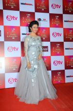 Divyanka Tripathi at Indian telly awards red carpet on 28th Nov 2015 (615)_565c3a455d630.JPG