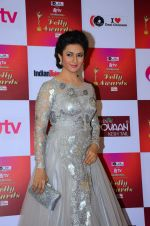 Divyanka Tripathi at Indian telly awards red carpet on 28th Nov 2015 (618)_565c3a494d53e.JPG