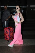 Elli Avram snapped at Airport on 29th Nov 2015