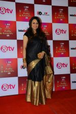 Gauri Tonk at Indian telly awards red carpet on 28th Nov 2015 (510)_565c3a65ef8dc.JPG