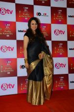Gauri Tonk at Indian telly awards red carpet on 28th Nov 2015 (511)_565c3a66bfc9a.JPG