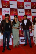 Himesh Reshammiya at Indian telly awards red carpet on 28th Nov 2015 (602)_565c3a71346d9.JPG