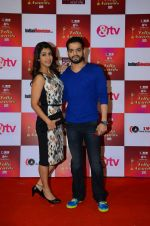Karan Patel at Indian telly awards red carpet on 28th Nov 2015 (564)_565c3af9c1cc5.JPG