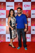 Karan Patel at Indian telly awards red carpet on 28th Nov 2015 (566)_565c3afb66c2c.JPG