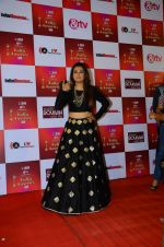Mini Mathur at Indian telly awards red carpet on 28th Nov 2015 (685)_565c3ab58a1cc.JPG