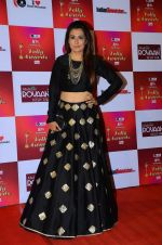 Mini Mathur at Indian telly awards red carpet on 28th Nov 2015 (686)_565c3ab6d63c3.JPG