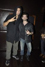 Neil nitin mukesh at afrojack bash in Mumbai on 29th Nov 2015