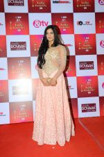 Shweta Tiwari at Indian telly awards red carpet on 28th Nov 2015 (723)_565c3c1aeee83.JPG