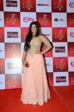 Shweta Tiwari at Indian telly awards red carpet on 28th Nov 2015 (731)_565c3c2005dda.JPG