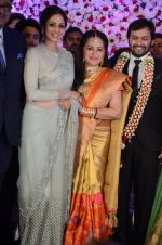 Sridevi and Boney at Jayaprada_s son Siddharth_s Wedding Reception on 29th Nov 2015 (17)_565c3d0c836df.JPG