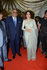 Sridevi and Boney at Jayaprada