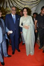 Sridevi and Boney at Jayaprada_s son Siddharth_s Wedding Reception on 29th Nov 2015 (25)_565c3cf603f3d.JPG