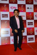 Udit Narayan at Indian telly awards red carpet on 28th Nov 2015 (460)_565c3c2a07e77.JPG
