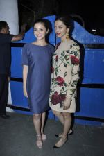 AliaBhatt, Deepika Padukone at Tamasha success bash on 30th Nov 2015