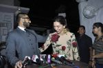 Deepika Padukone, Ranveer Singh at Tamasha success bash on 30th Nov 2015
