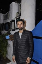Ranbir Kapoor at Tamasha success bash on 30th Nov 2015