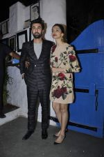 Ranbir Kapoor, Deepika Padukone at Tamasha success bash on 30th Nov 2015