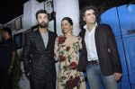 Ranbir Kapoor, Deepika Padukone, Imtiaz ALi at Tamasha success bash on 30th Nov 2015