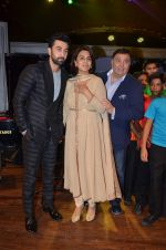 Ranbir Kapoor, Rishi Kapoor and neetu singh at ccdt ngo event on 30th Nov 2015 (107)_565d695b3692e.JPG