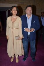 Rishi Kapoor and neetu singh at ccdt ngo event on 30th Nov 2015 (108)_565d695c9b378.JPG